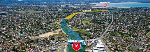 Virtual Field trip details via Learnz.  Waterview Connection 2 - going underground with New Zealand`s biggest road project.   Term 3 starting 4 August 2015.  Teachers can enrol their class now.