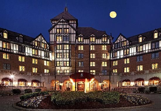 The Hotel Roanoke & Conference Center, a Doubletree by Hilton Hotel. Roanoke VA
