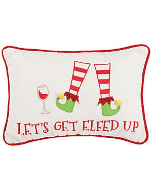 Rue La La — Seating's Greetings: Pile On the Holiday Pillows
