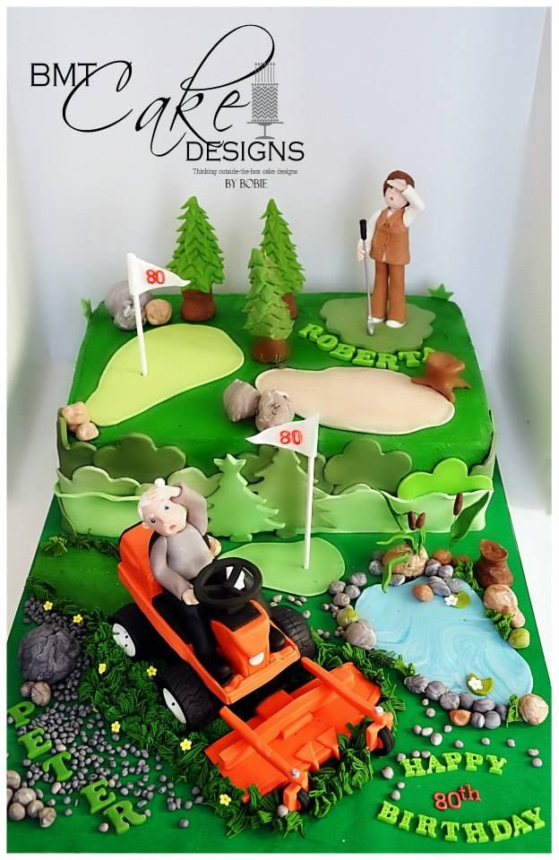 OUT-OF-THE-BOX Cake Design