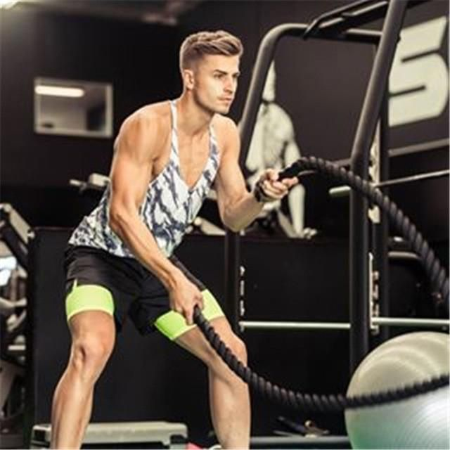 Quick dry 2017 Singlets Camouflage Tank Tops