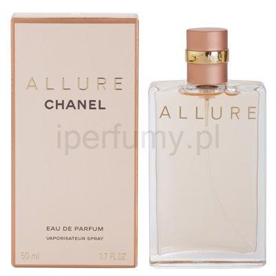 Chanel Allure woda perfumowana dla kobiet | iperfumy.pl