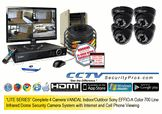 A selection of the best security camera systems for home or business use. Contact us today for advice on the best outdoor surveillance camera system for you.
