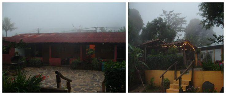 Hostal El Mesón de San Fernando.- Tours, Cómodas habitaciones, computadoras disponibles, comida tradicional, piscina, eventos. Concepción de Ataco, Ahuachapán.
