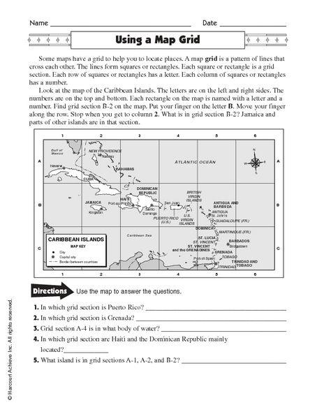 caribbean studies handouts Cross curricular grade 3 elementary schools haiti caribbean geography social studies worksheets ms  social studies notes for 6th grade  student handouts site.