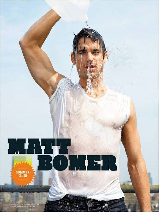 Matt Bomer :D