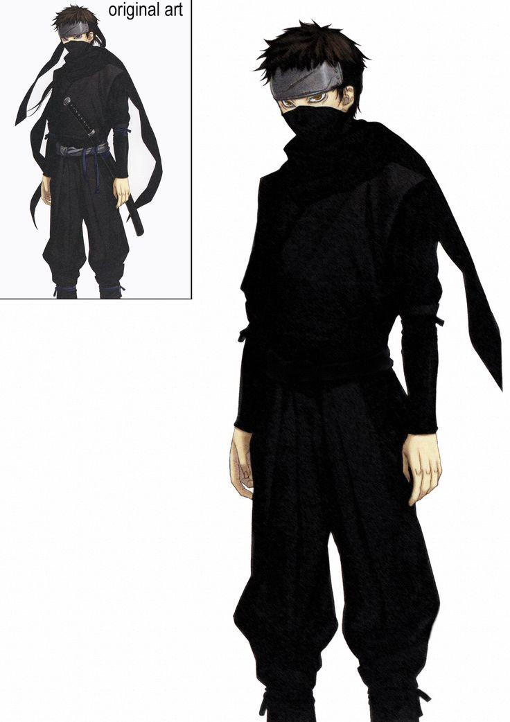 traditional japanese ninja clothing - Google Search ...