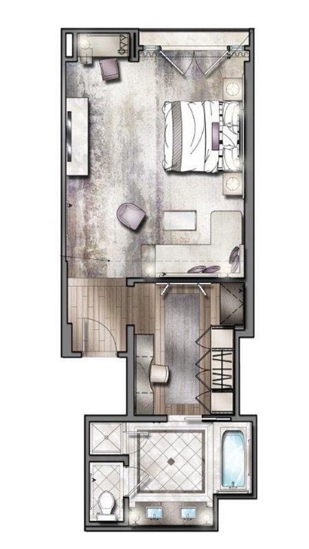 VICEROY L'ERMITAGE BEVERLY HILLS Viceroy Burton Studio Suite