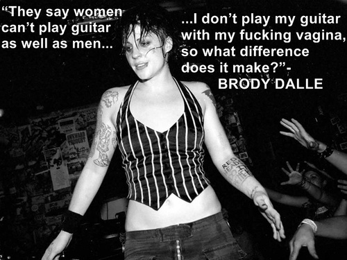 Image result for brody dalle meme