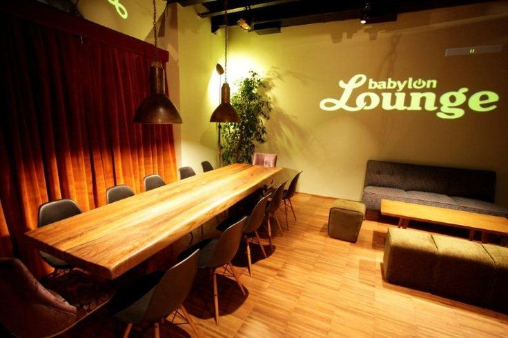 Babylon Lounge, which is the back room of Babylon,is one of the most important meeting points in Asmalı Mescit. Babylon Lounge is a place where music lovers can spend time before,during and after the concerts and it is opening at 17:00 weekdays and weekends with Happy Hour. Babylon Lounge also hosts parties independent from Babylon.