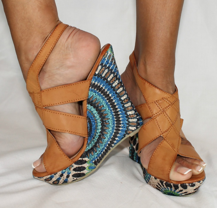 39 best Wedges images on Pinterest | Wedge, Wedge shoes and ...