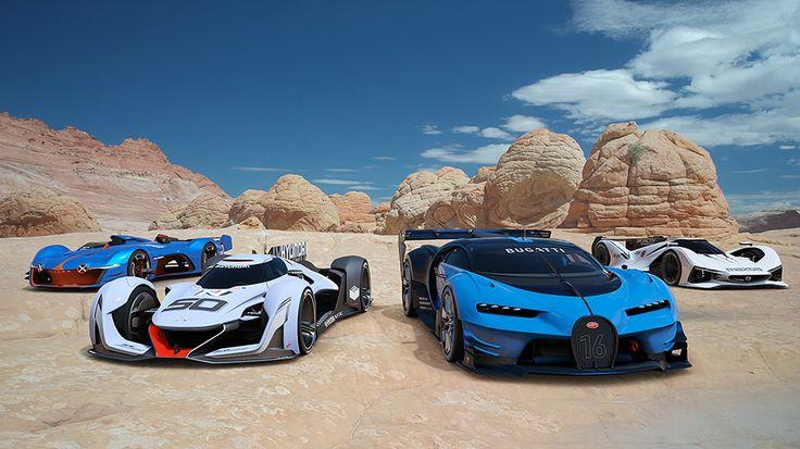 COCHES ORIGINALES - Gran Turismo Sport - gran-turismo.com