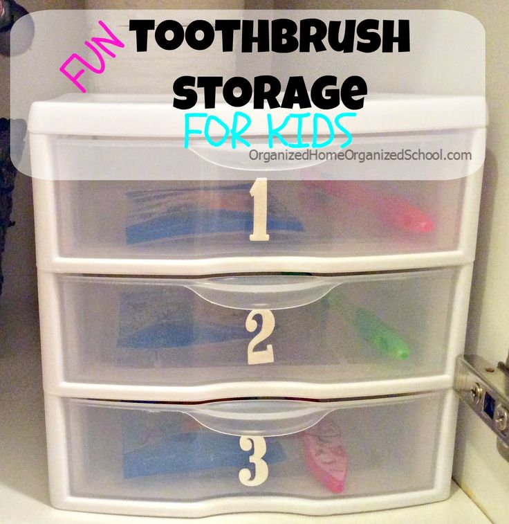 20 Easy Diy Ideas And Tips For A Perfectly Organized Car: Best 25+ Toothbrush Organization Ideas On Pinterest