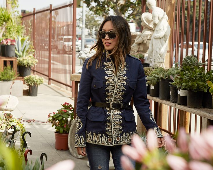 A Double Life philosophy to live. This is Aimee Song's. Shop now: http://store.fay.com/Fay/IT/c/119-Fay   www.fay.com