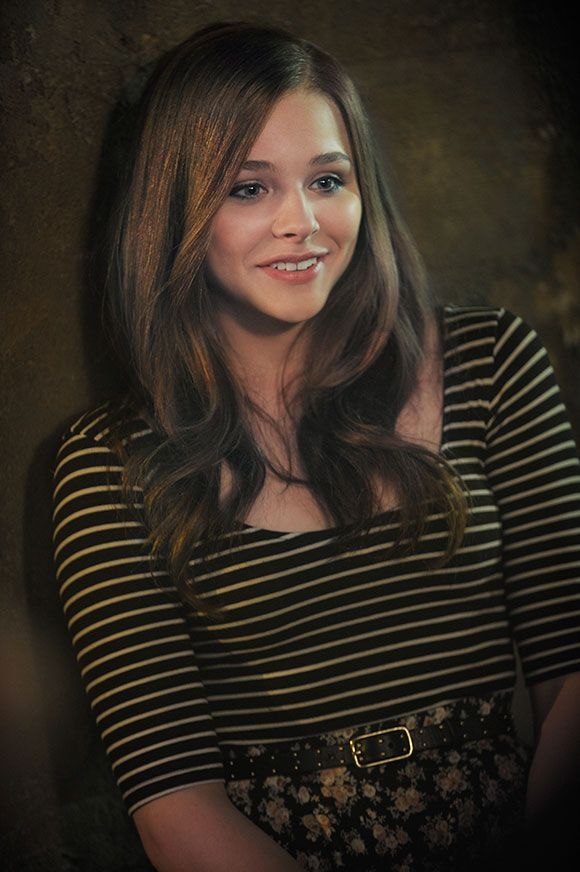 Si je reste - Chloë Grace Moretz (Mia Hall)