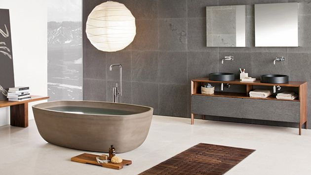 Contemporary bathroom design is entirely a matter of personal choice. Imagination and creativity is the main key to designing modern bathrooms. Checkout 20 amazing contemporary bathroom ideas