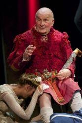 Le Roi se meurt, Herblay, Ile-de-France