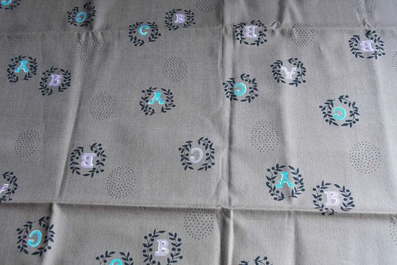 Vintage 50s 1/2 yd x 35 w Midcentury Quilt by TheUglyDuckling1962, $7.50