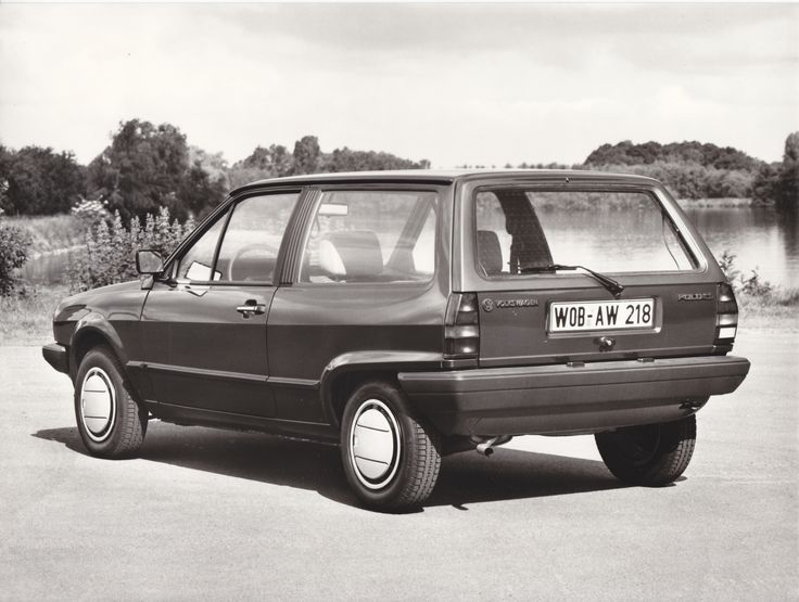 Volkswagen Polo CL (1985)