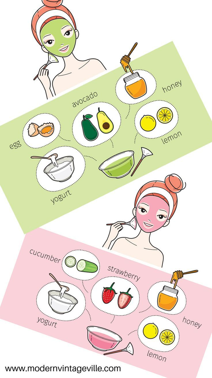 9 DIY Face Masks as Part of Skin Care for Teenagers
