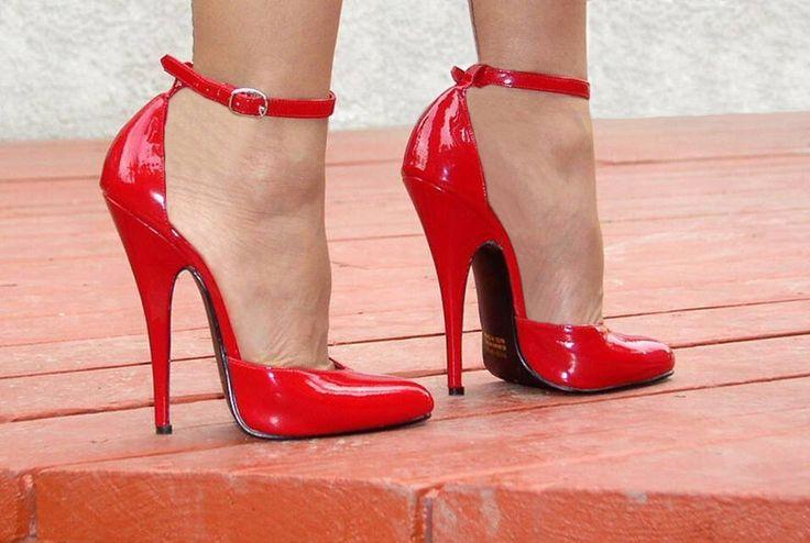 holiday red 14188 Goddess TashaOnly High Heels