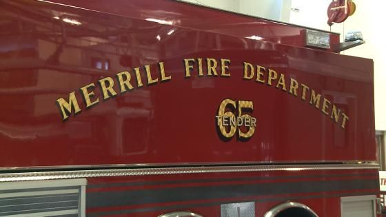 Merrill Fire Department ranked in top 2 percent nationwide - WAOW - Newsline 9, Wausau News, Weather, Sports