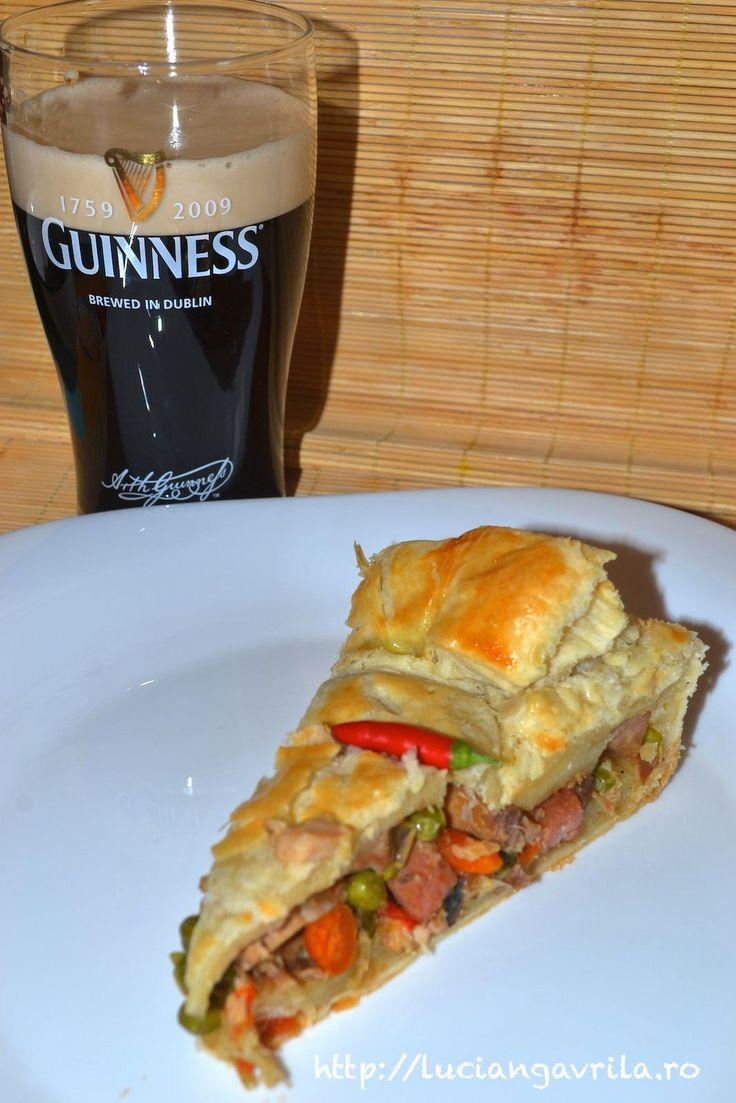 Irish Pie / Plăcintă irlandeză