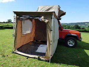 2 0M X 2 5M Expédition Auvent Abri Tente Toit Voiture 4X4S Vans Camping-Car