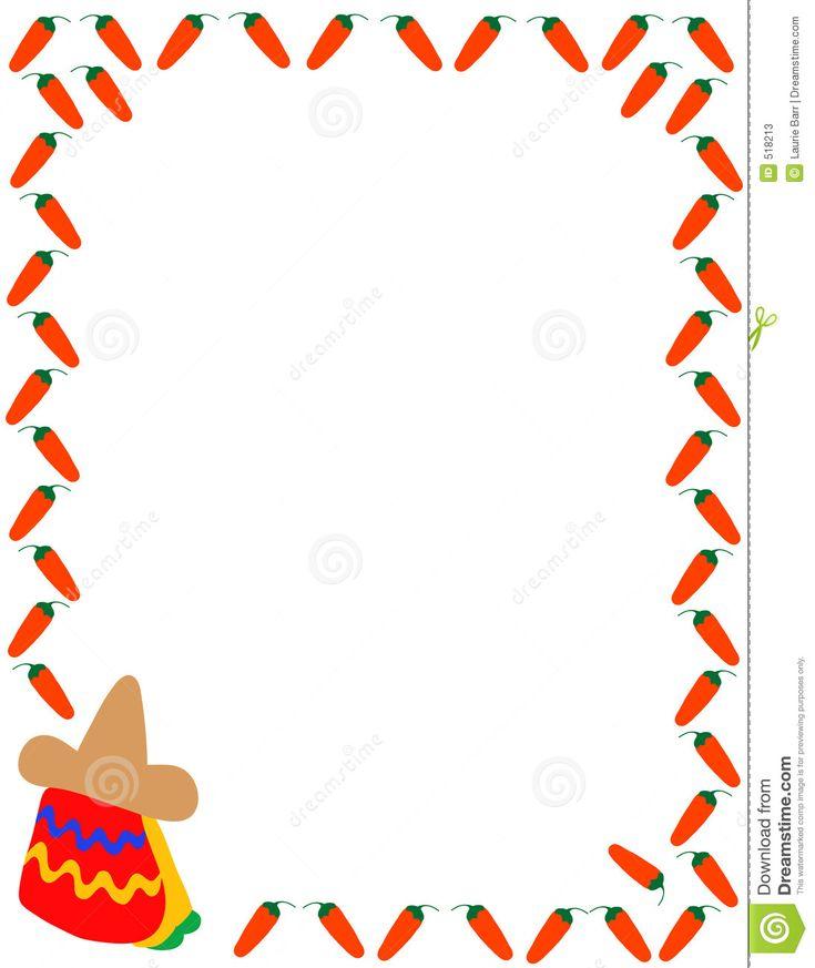 Mexican Clipart Mexican Clipart Border Jpg