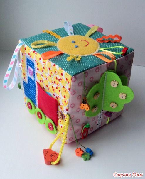Давно не показывала развивашек - очередные развивающие кубики.  Спасибо, что заглянули