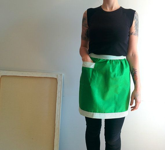 Check out this item in my Etsy shop https://www.etsy.com/listing/185656459/vintage-1960s-1970s-apron-western-style
