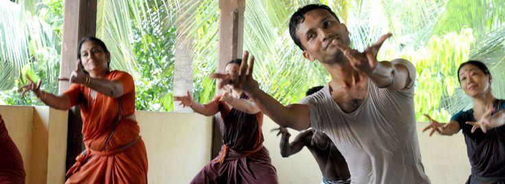 Bharata Natyam, Classical South Indian Dance, Chennai, Tamil Nadu India