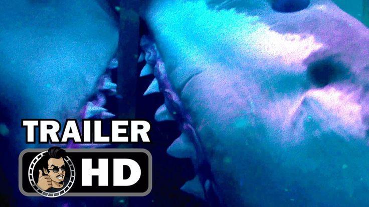 47 METERS DOWN Official Trailer #2 (2017) Mandy Moore Shark Horror Movie HD