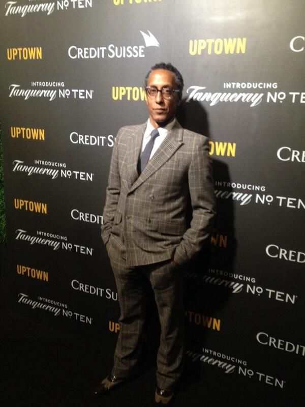"""Andre Royo of """"The Wire"""" at Lexus Uptown Oscars 