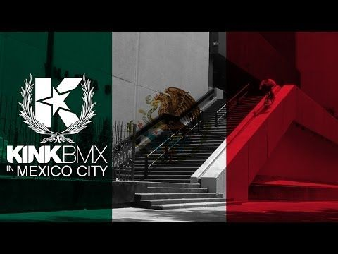 KINK BMX IN MEXICO CITY 2014, Check it out and if you are looking for Kink Bmx products stop into INRUSH bicycles in Fort Wayne Indiana