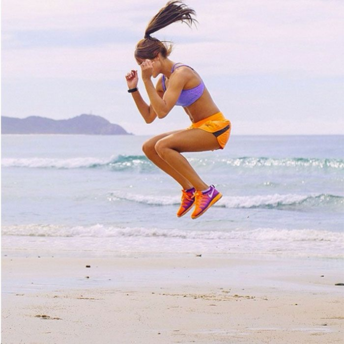 Fitness and Diet Tips From Instagram Sensation, Kayla Itsines - Shape Magazine