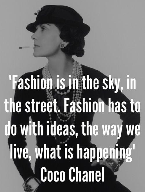 Coco Chanel Perfume Quotes. QuotesGram