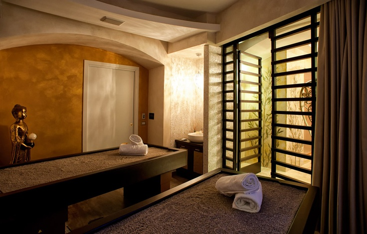 Sabbia Bed by ISO Benessere luxury spa | musa luxury spa