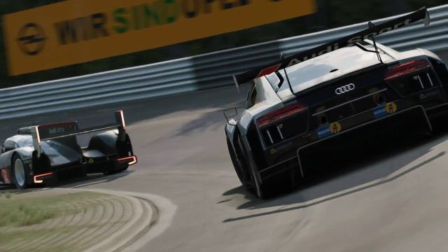 Visit nameofthesong for the music of: Gran Turismo Sport - Announcement Trailer (PGW 2015)