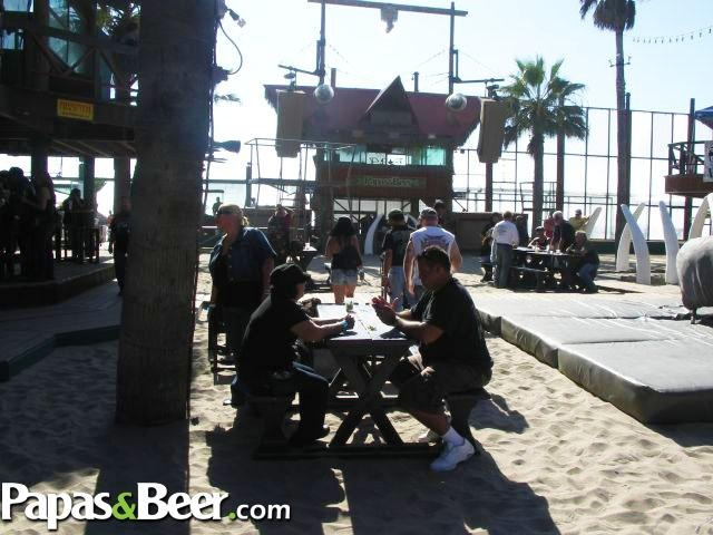 Papas & Beer, Rosarito Beach, Mexico
