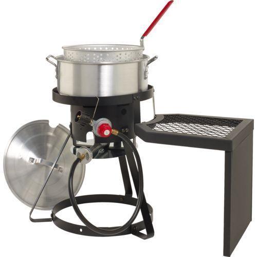 Best 25 outdoor deep fryer ideas on pinterest for Fish fryer burner