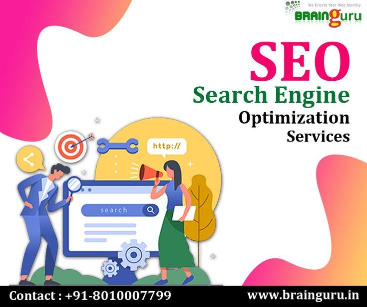 #Brainguru_Technologies ist einer der #besten_SEO_Dienstleister in Noida. Das …