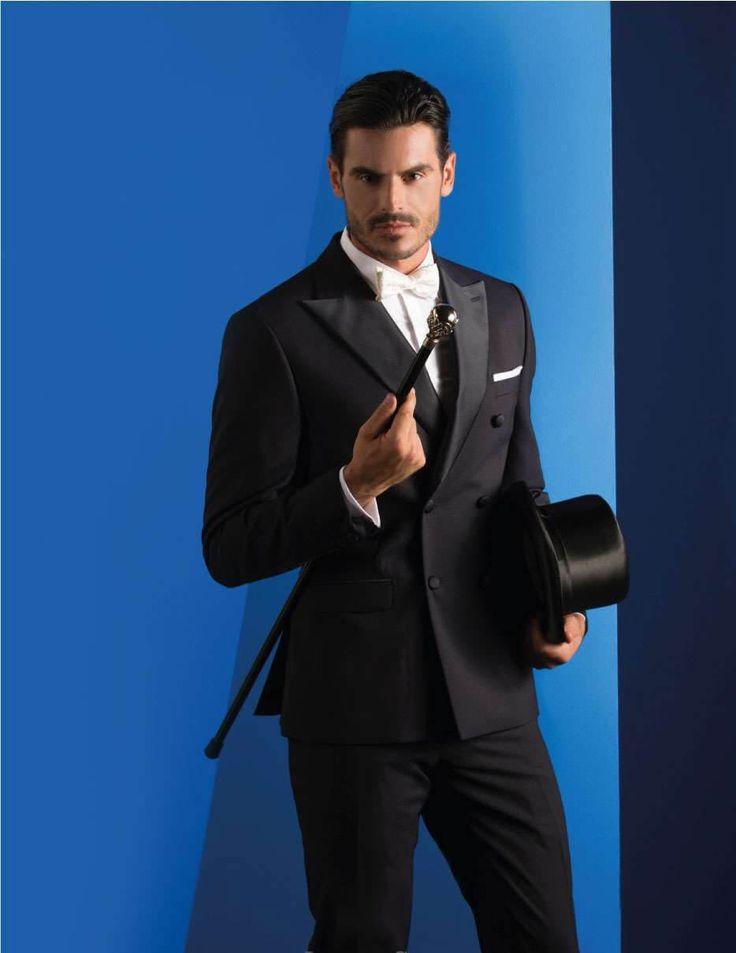 Ceremony suit, custom made, Bespoke, tailored by SPREZZA by Dragos Sandulache.