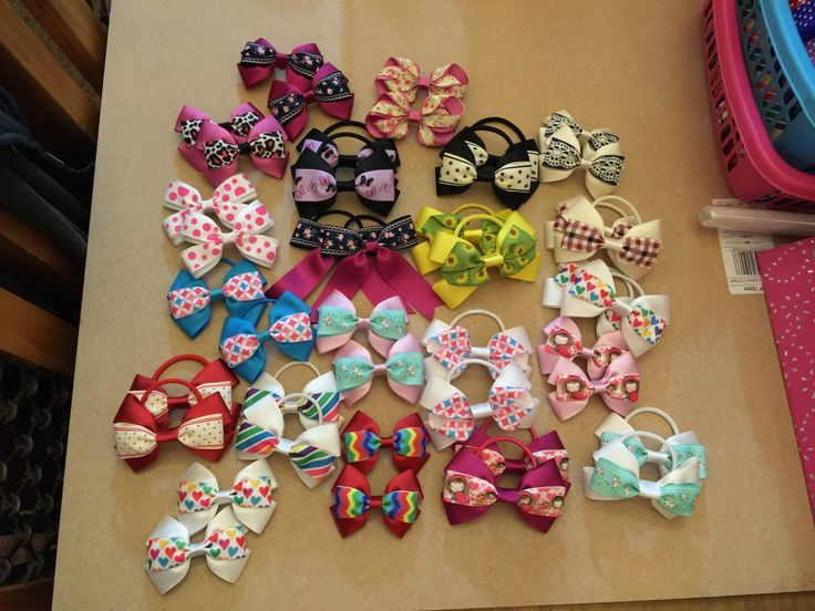 100's of girls hair bows for all ages - www.dreambows.co.uk girly hair bows, bows for sale, uk hair bows, handmade hair bows for kids