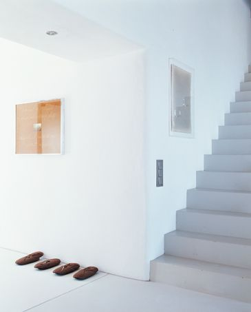 Love the stairs.: Grey Stairs, D Ibiza, De Ibiza, Paintings Stairs, Peter Schmidt, Janne Peters, Peters Photography, Chez Peter, Grey Paintings
