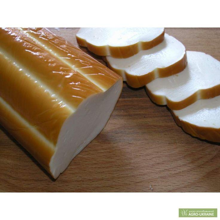 Сыр плавленный копченый колбасный пучеж