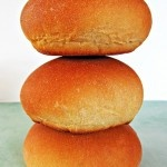 With my Norwegian heritage I will have to try these...Scandinavian White Bread
