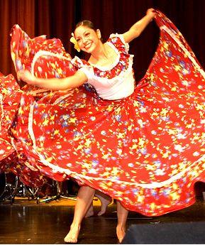 Venezuela y su joropo, con el baile de la mujer criolla