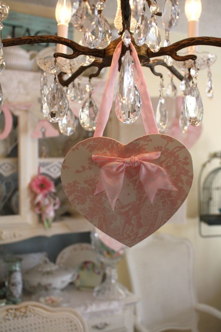 My Romantic Home: Spring Banner Tutorial - Show and Tell Friday