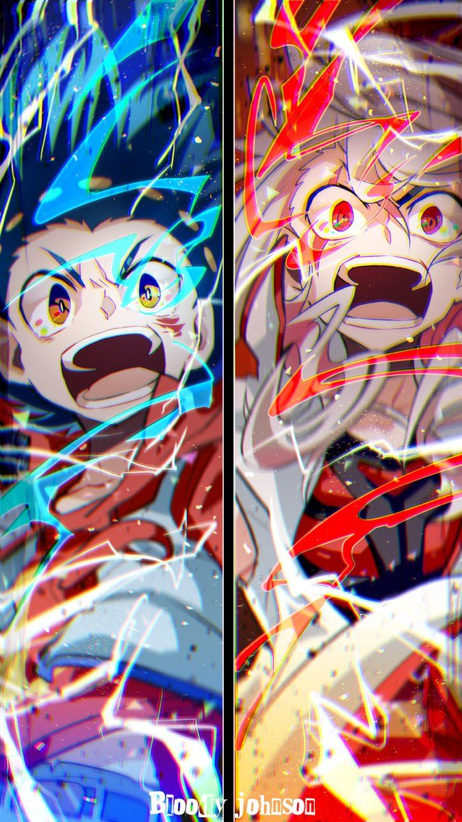 Shu (Red Eye) and Valt